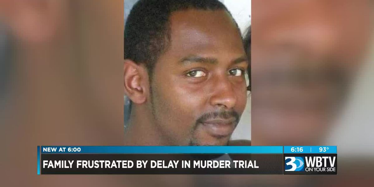 Family frustrated by delay in murder trial