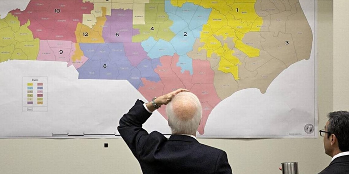 Mecklenburg voters get new legislative districts – and more competition