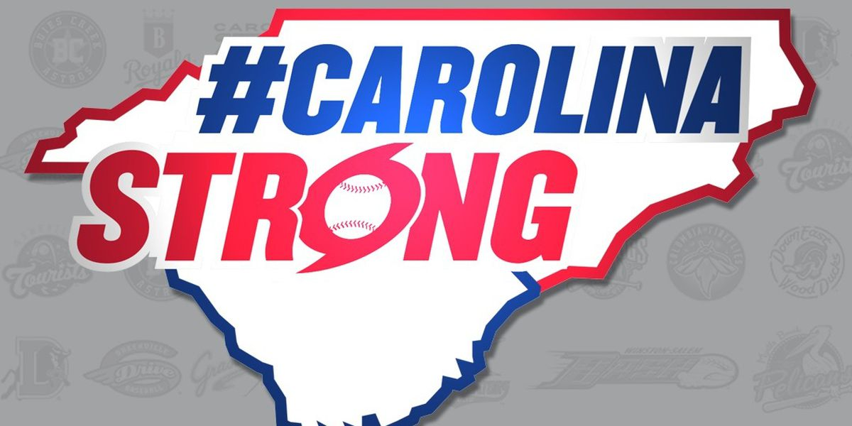 #CarolinaStrong: 13 baseball teams in the Carolinas join forces for Florence relief