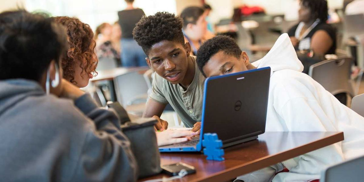 How high school students excel in college classes