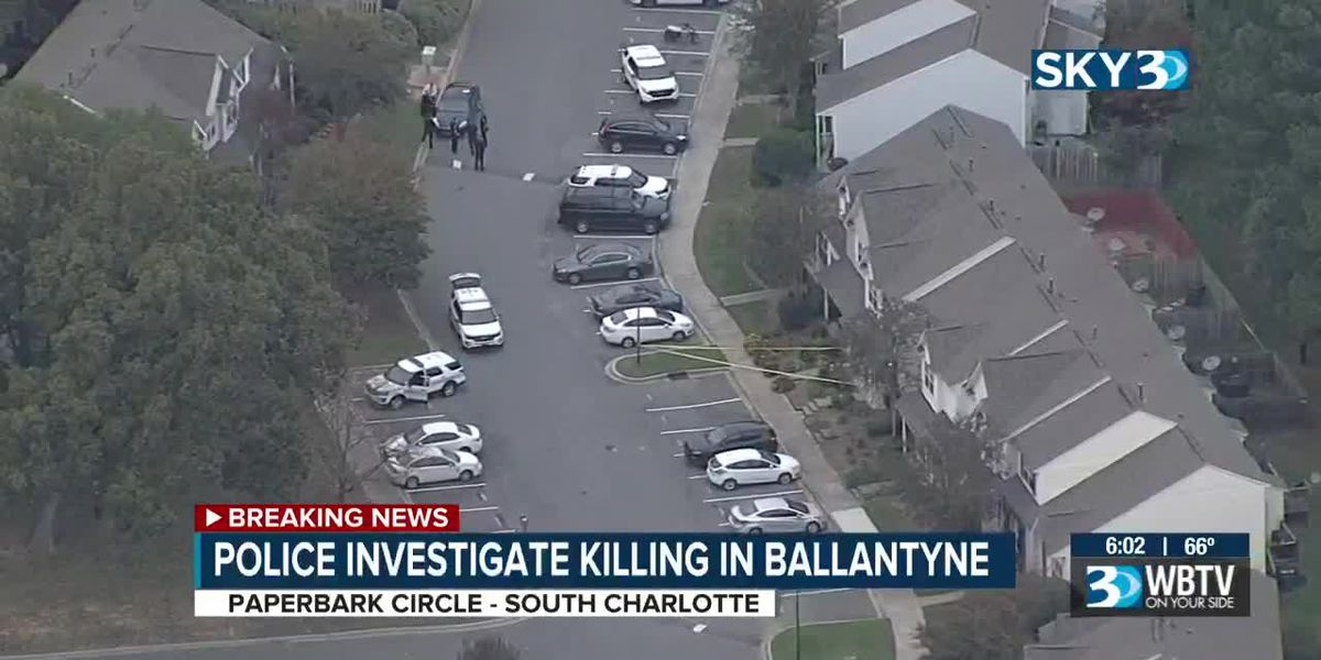 Charlotte police looking for 'person of interest' in man's death in Ballantyne