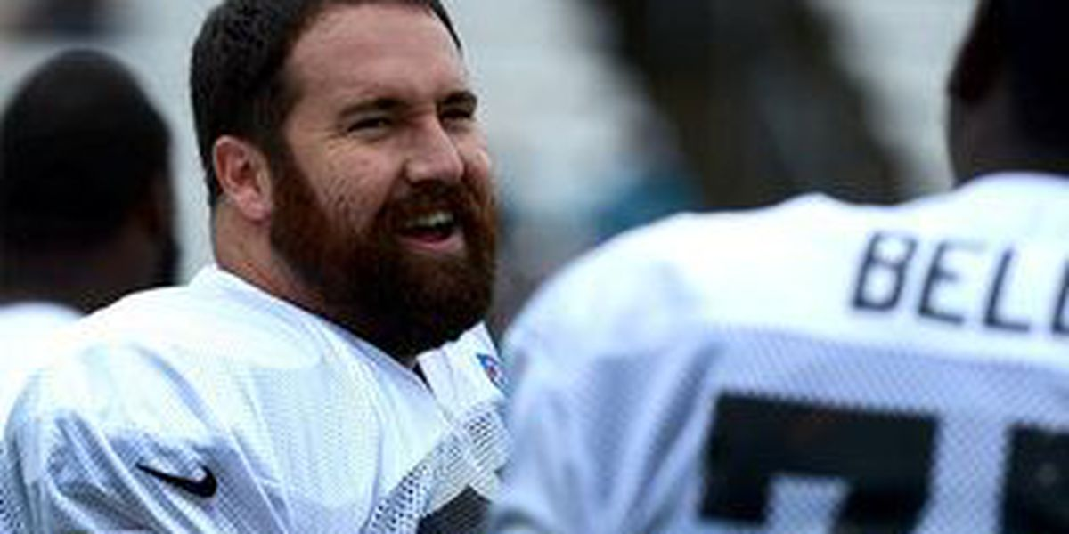Center Ryan Kalil comes out of retirement to join Jets