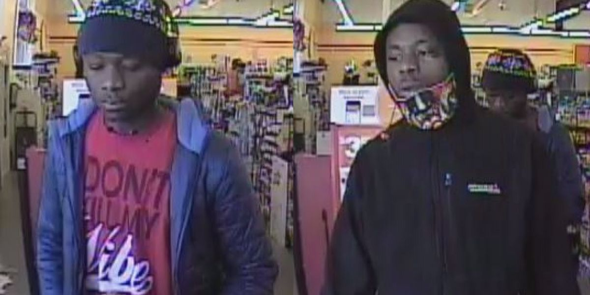 Crime Stoppers: Police trying to identify two people wanted for McDonald's theft