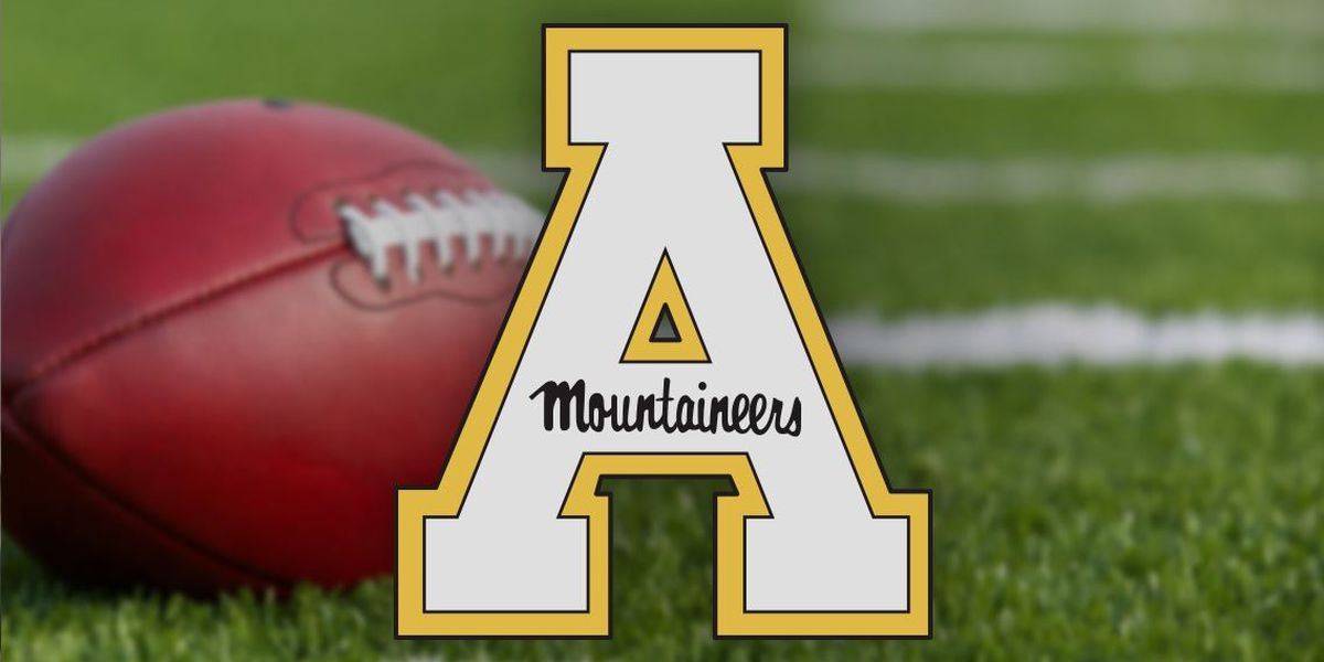 Thomas throws for 4 TDs, App State downs Troy, 47-10