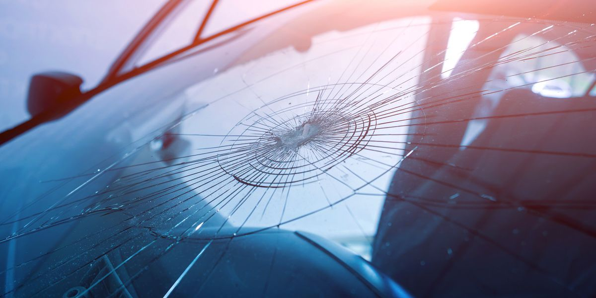Toyota of N Charlotte explains how to deal with a cracked windshield