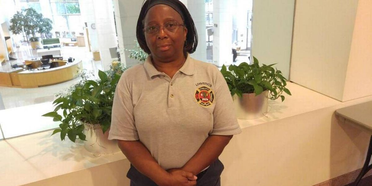 Charlotte's first black female firefighter: 'They are going to fire me' for speaking out