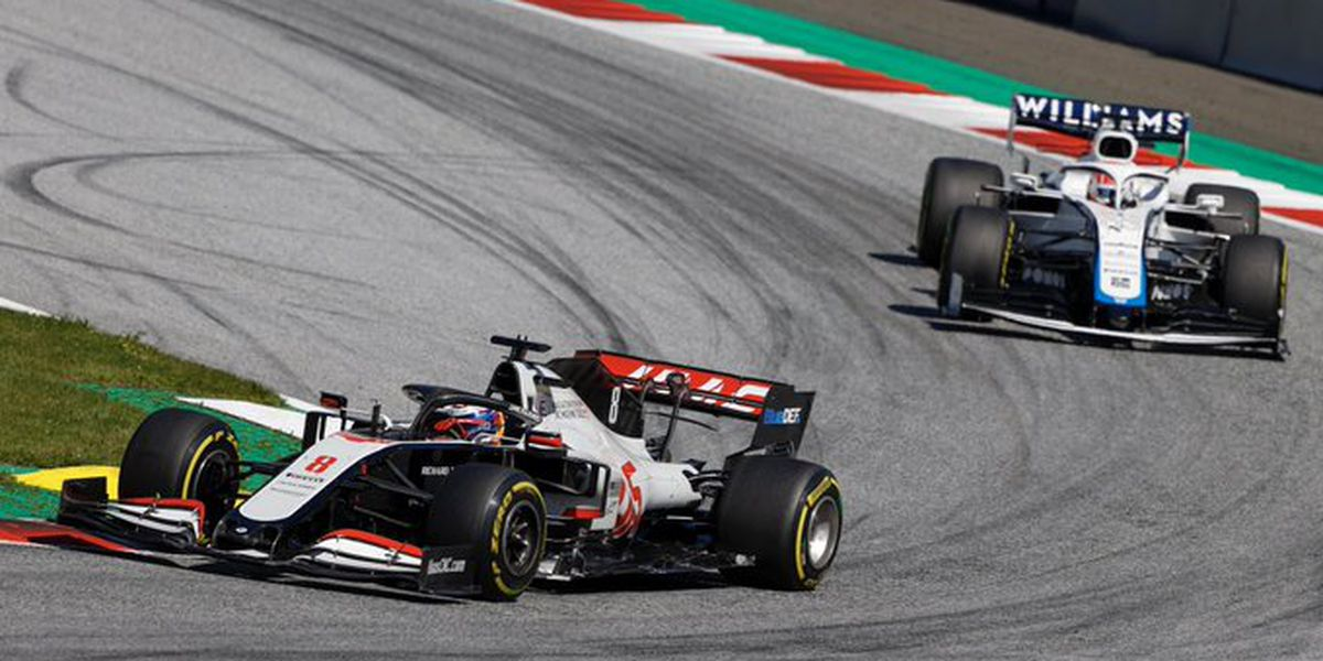 First F1 race of 2020 season ends poorly for Kannapolis-based Haas team