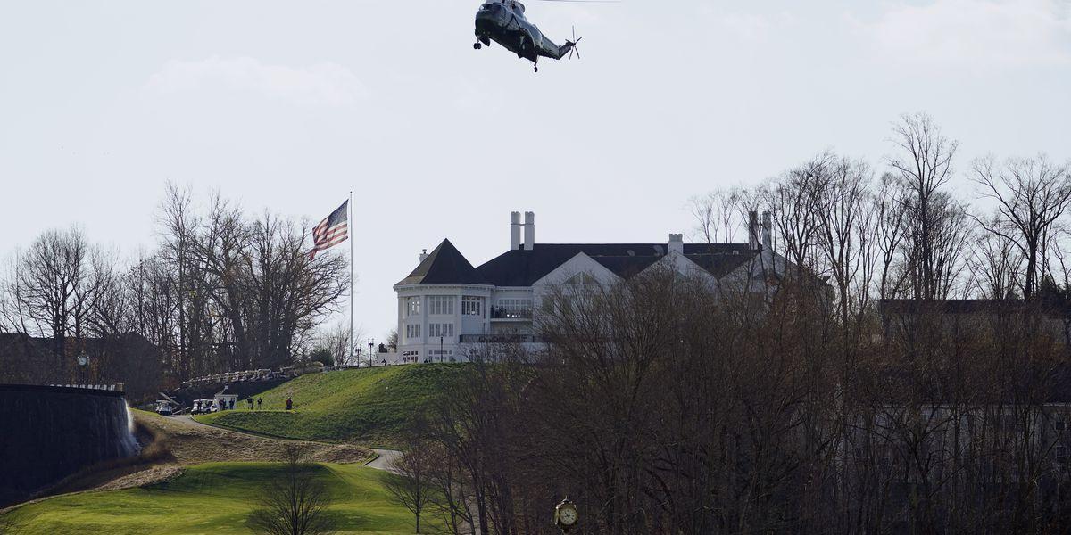 PGA Championship leaving Trump National in '22 tournament