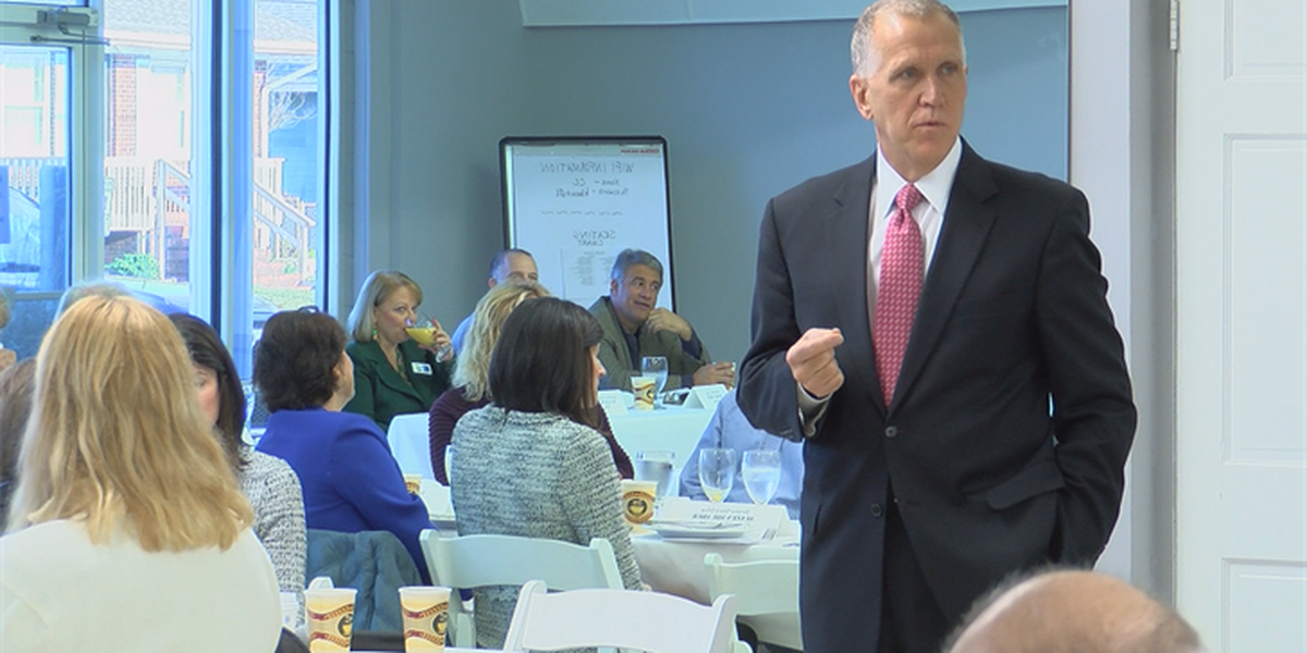 Tillis skipped Senate VA Committee hearing to attend fundraiser in Greensboro