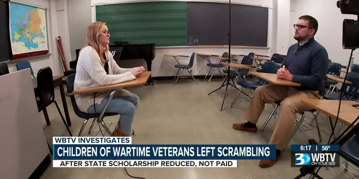 Children of Wartime Veterans Left Scrambling