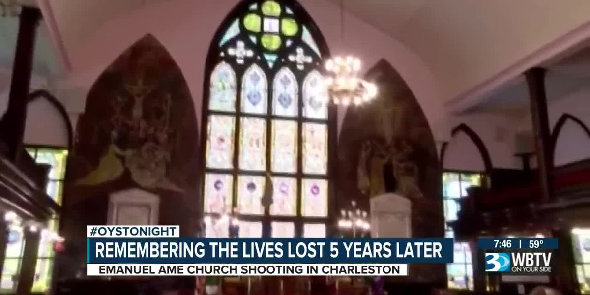 Brother remembers five years after sister killed in shooting at Emanuel AME church in Charleston, S.C.