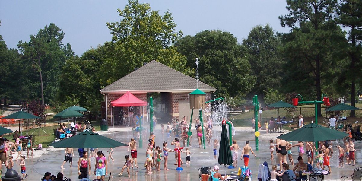 Splash pad at Kannapolis Village Park opening July 14