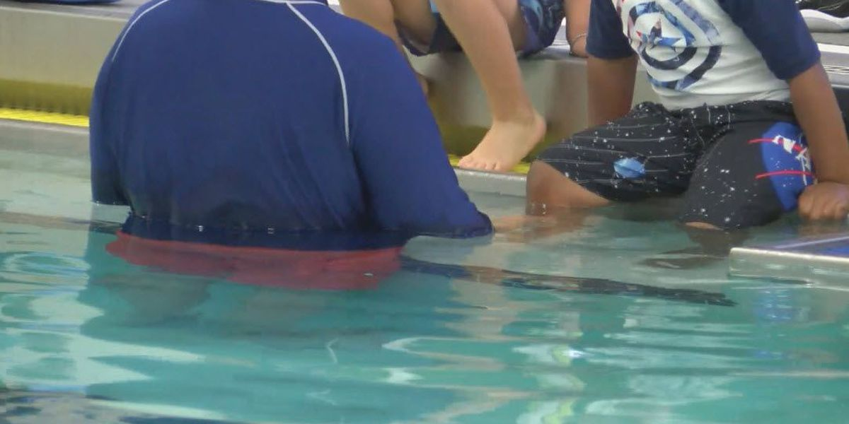 Number of childhood drownings on the rise