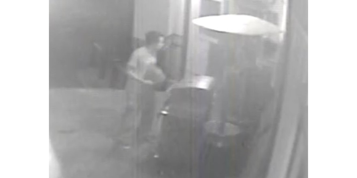 VIDEO: Man attempts to set Boone restaurant on fire