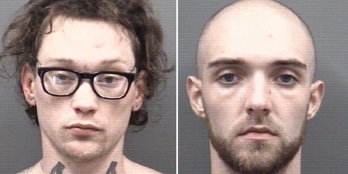 Two charged after short chase with deputies, drugs found in car