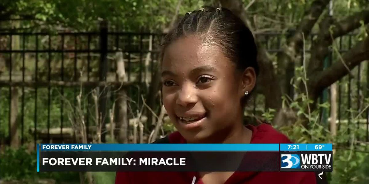 Forever Family: Meet Miracle