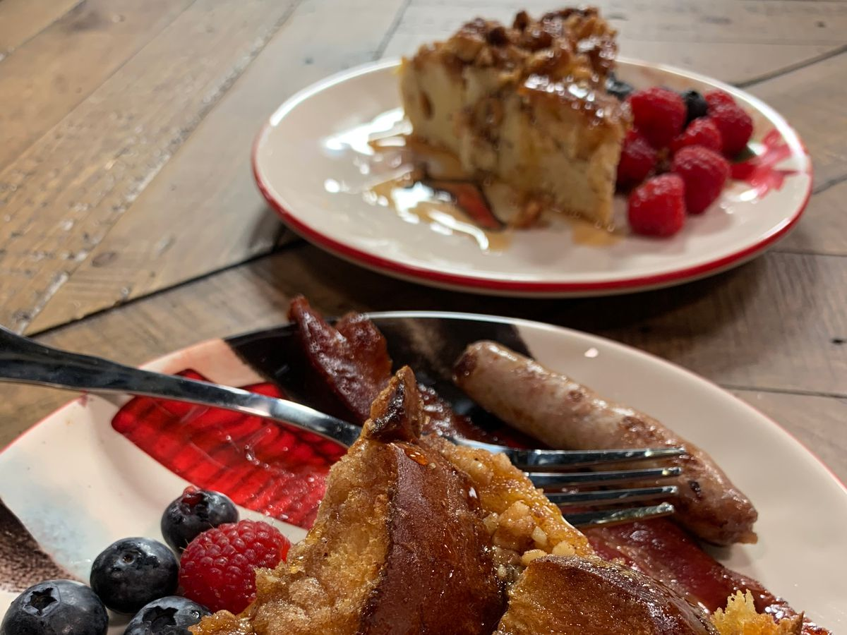 WBTV's Family Recipe: Maureen's Famous French Toast Casserole