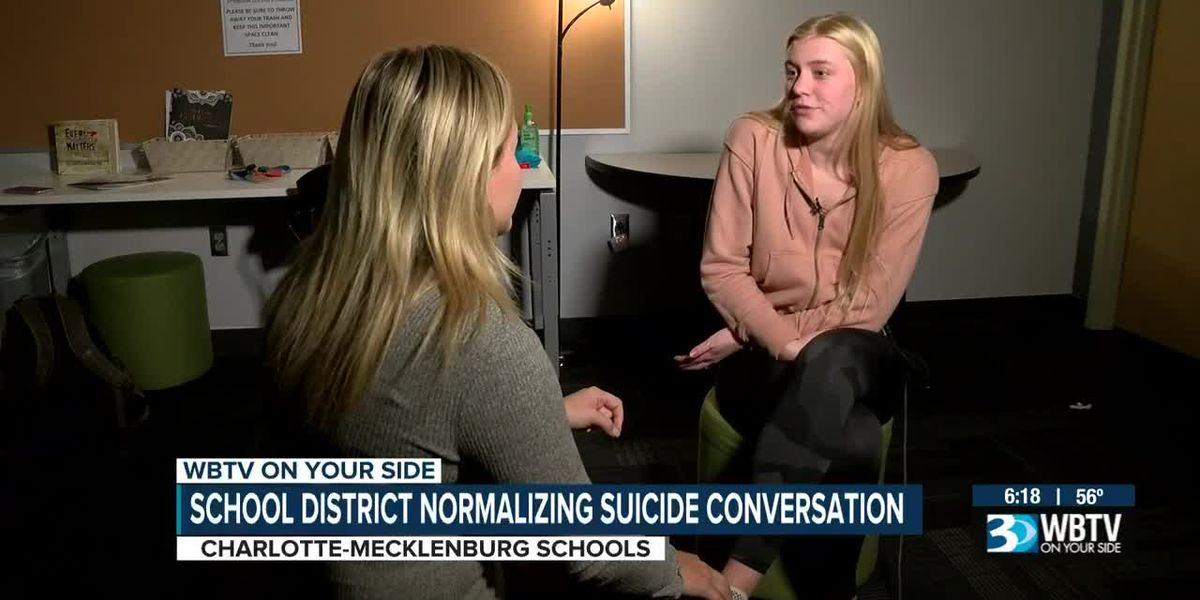 Mental health advocates; CMS team up to prevent teen 'suicide spark' during holidays