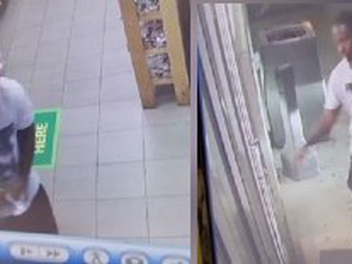Police seek man who robbed Charlotte convenience store at gunpoint