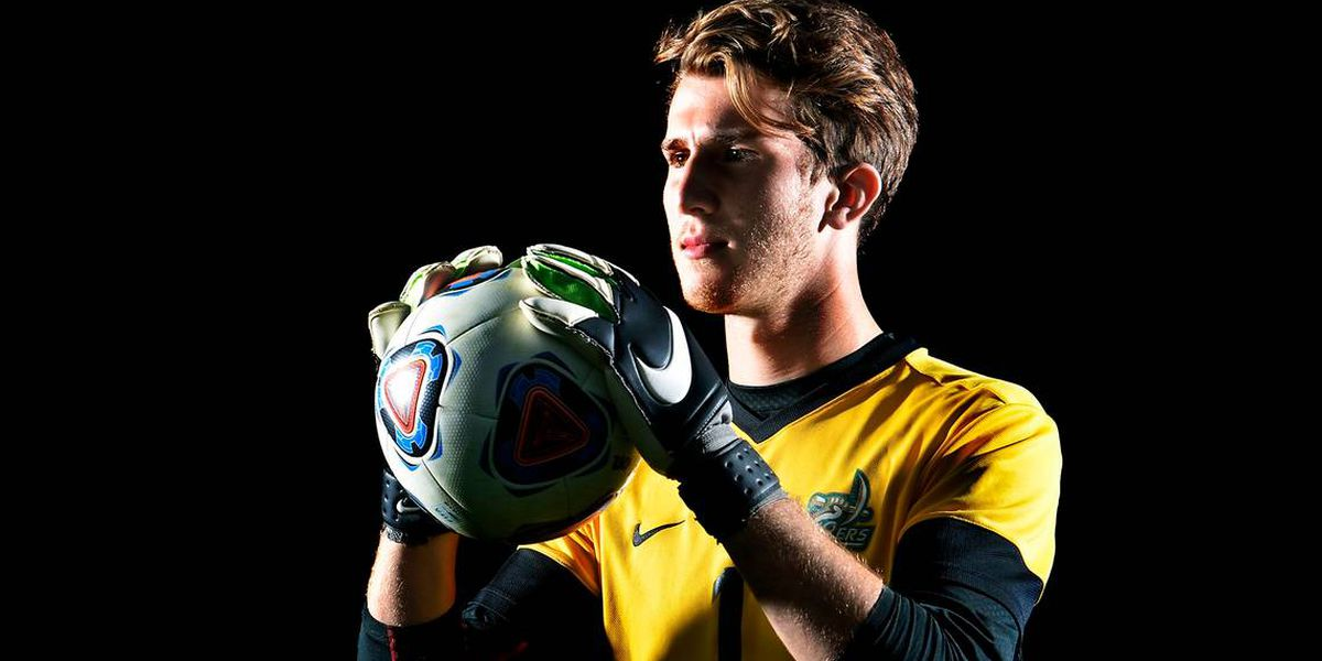Nashville takes Charlotte 49ers goalkeeper Elliot Panicco in Major League Soccer draft