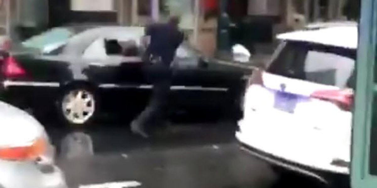 CMPD officers smash driver's window to get him to stop during medical emergency