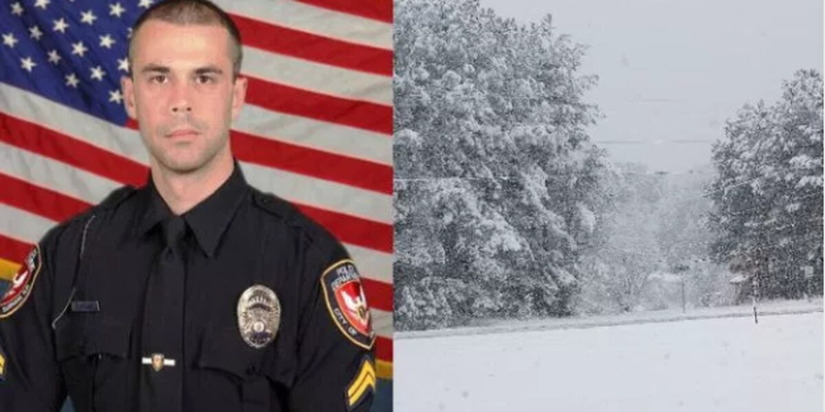 Policeman jumps into icy creek, saving women who crashed in Durham snow