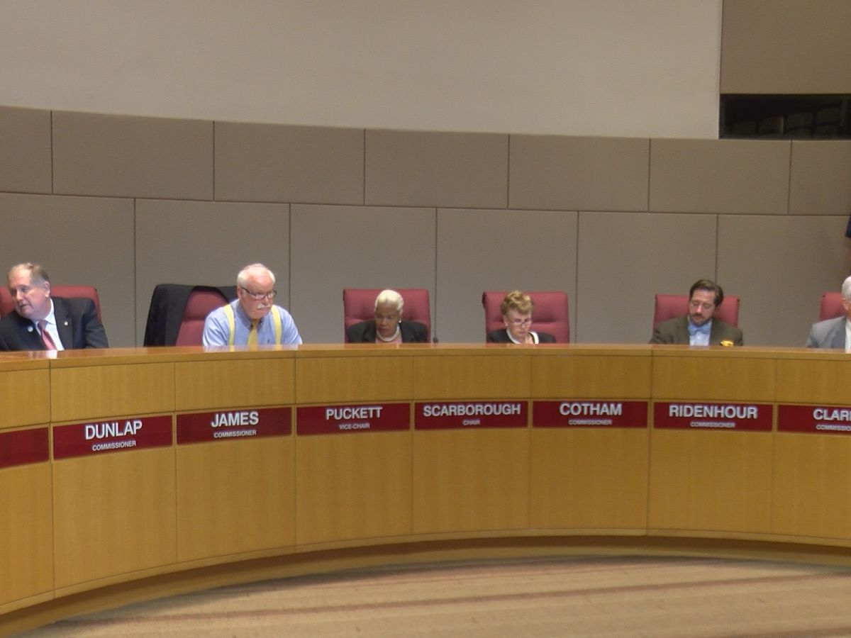 Mecklenburg County Commissioners approve of security upgrade plans for CMS