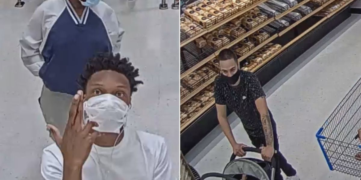 Crime Stoppers: Police hoping to identify suspects in Walmart parking lot shootout