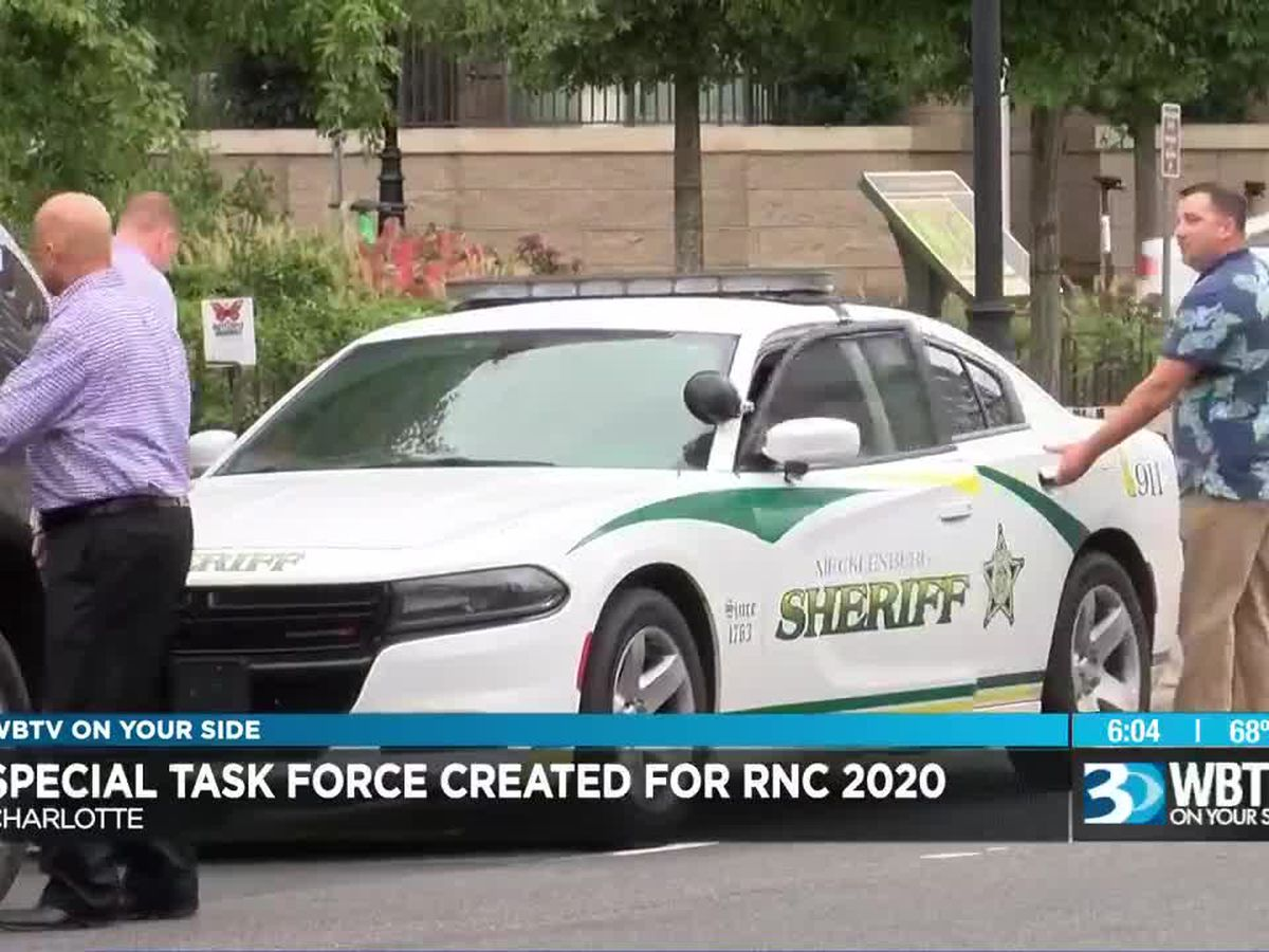 One year out from RNC, MCSO creates new team to prepare