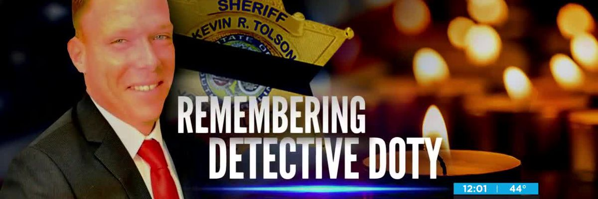 Remembering Det. Doty One Year Later