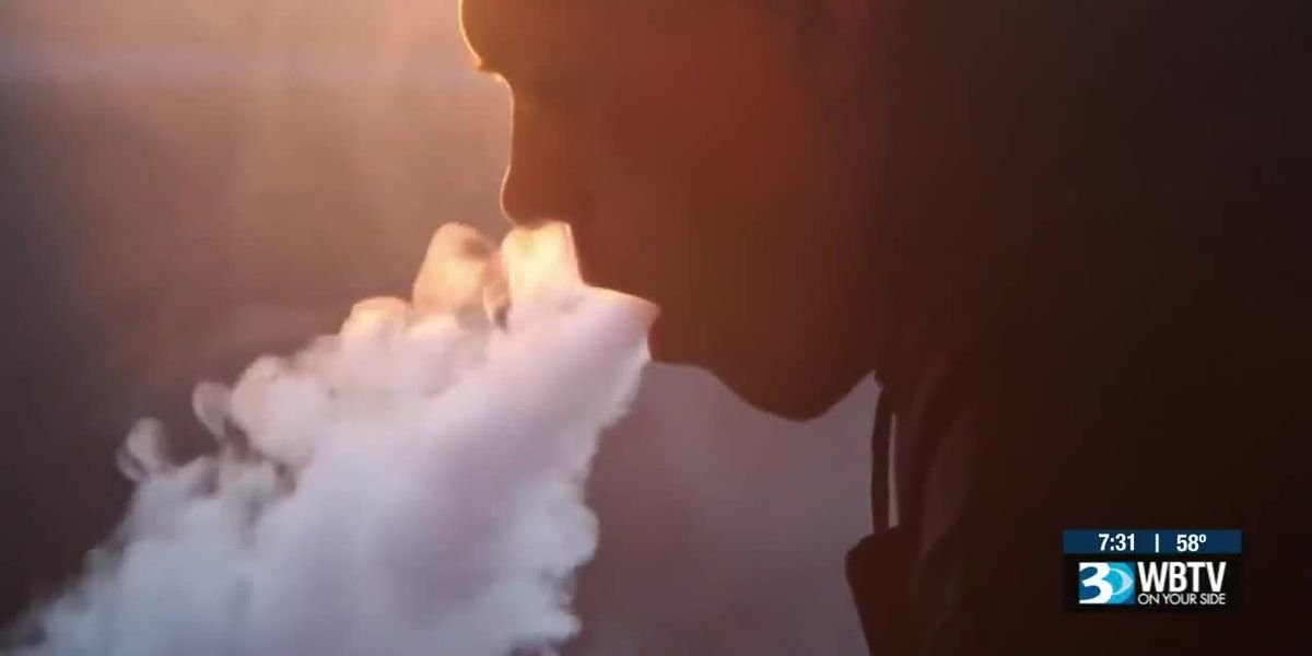'Popcorn lung' injury may be linked to vaping