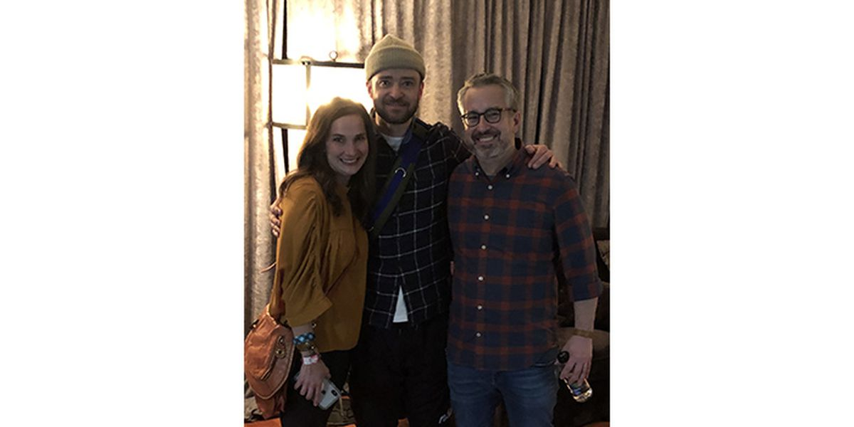 Charlotte family who lost son connects with Justin Timberlake in unique way