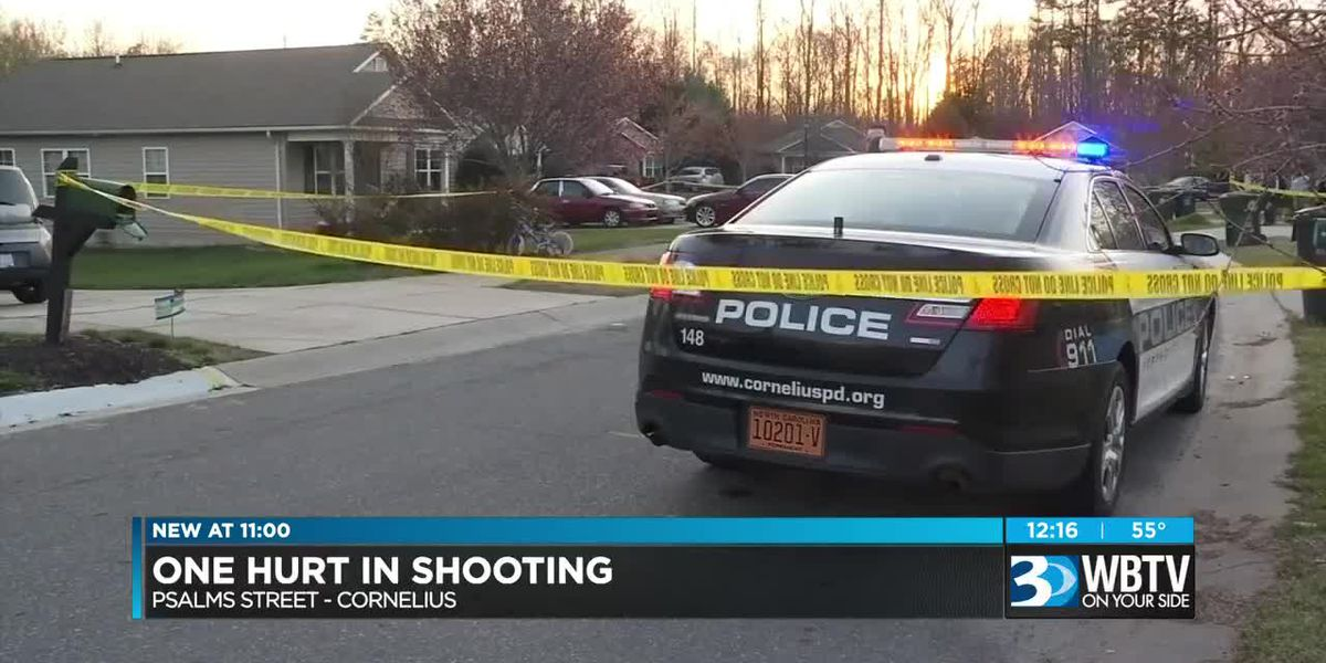 Person shot in neck, seriously injured in Cornelius