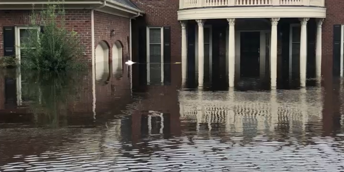 Charlotte resident says volunteering with Cajun Navy during Florence was life-changing
