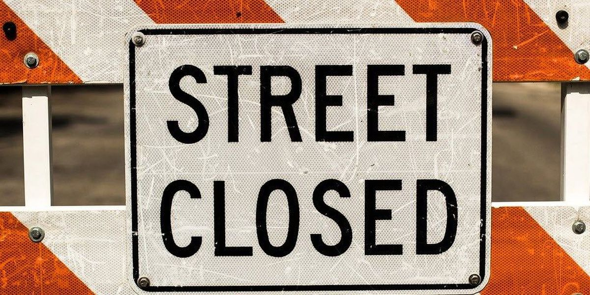 Portion of Freedom Drive closed due to downed power line