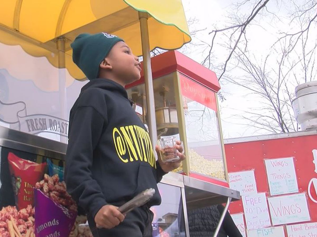 All-Star crowd helps food truck business during slow season