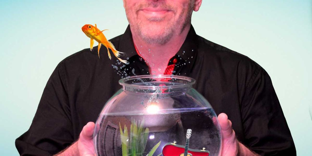"Catawba College's Dr. Fish to offer ""Fish Tales"" on May 1"