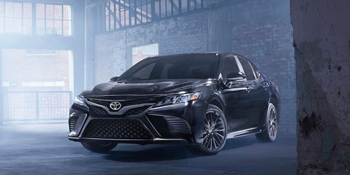 Toyota of N Charlotte introduces the new Nightshade Special Edition