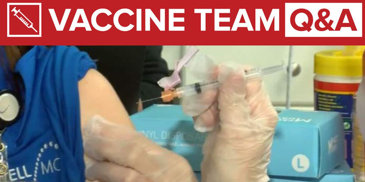 VACCINE TEAM: Can S.C. residents get second vaccine shot with N.C.'s new out-of-state policy?