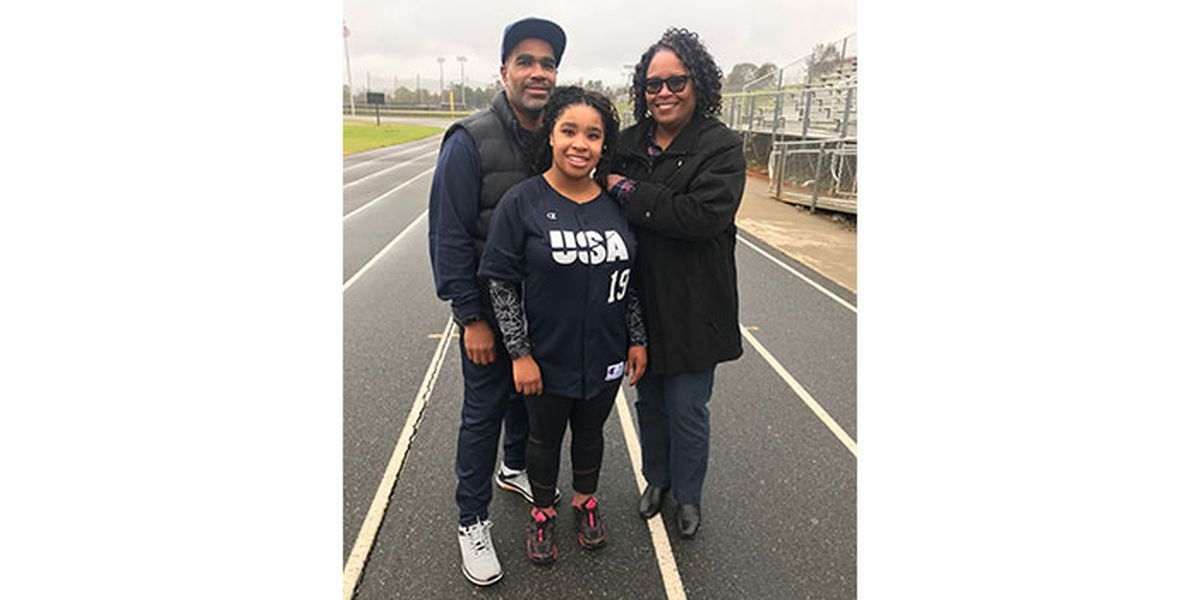Special Olympics Athlete of the Month: Erykah Culbertson
