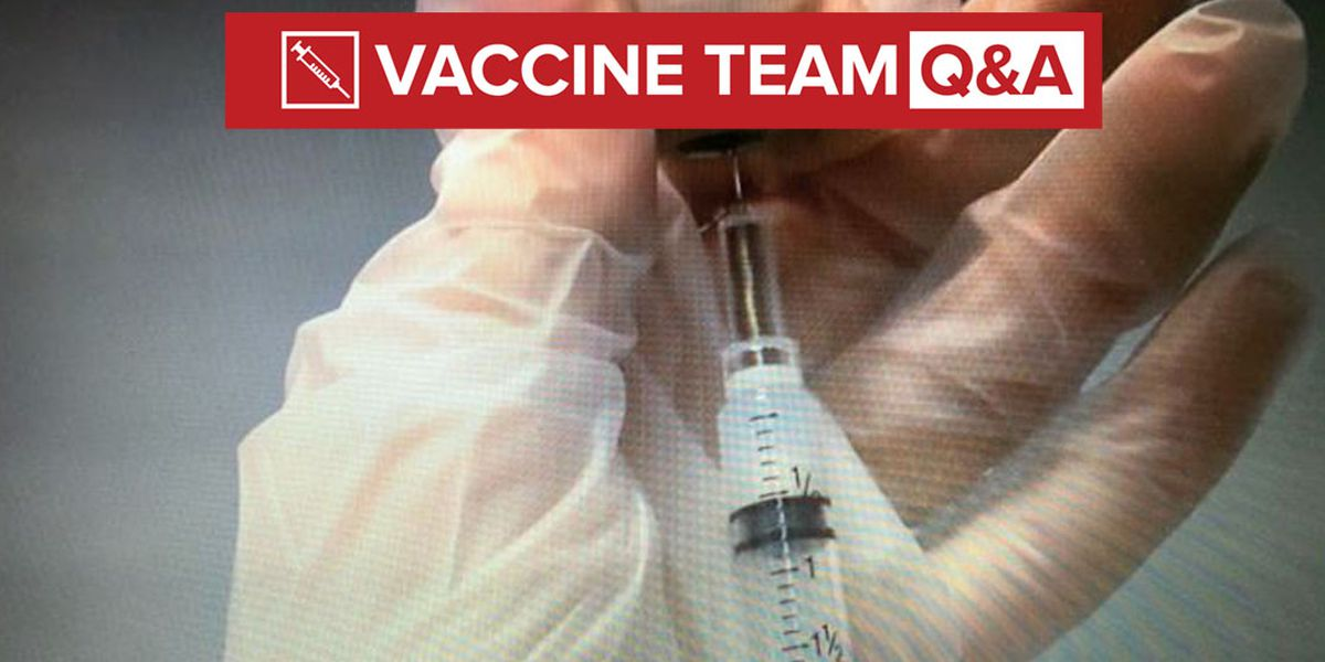 VACCINE TEAM: Can I get second vaccine if I tested positive after first?