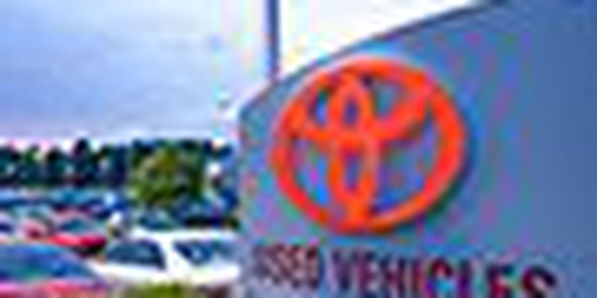 Toyota of N Charlotte races to sell 500 cars by Memorial Day!