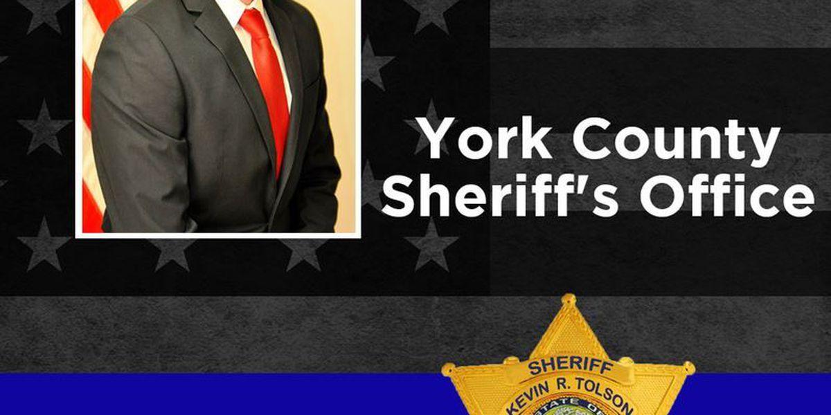 Ceremony arrangements made to honor fallen York County detective