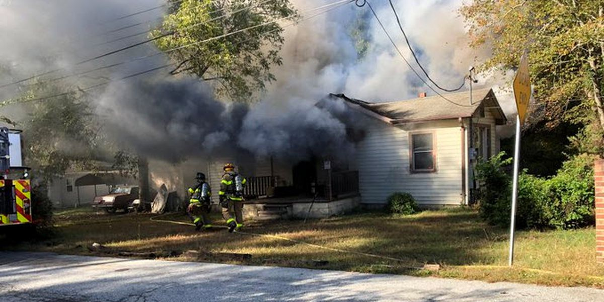 Five people displaced after fire at Salisbury home