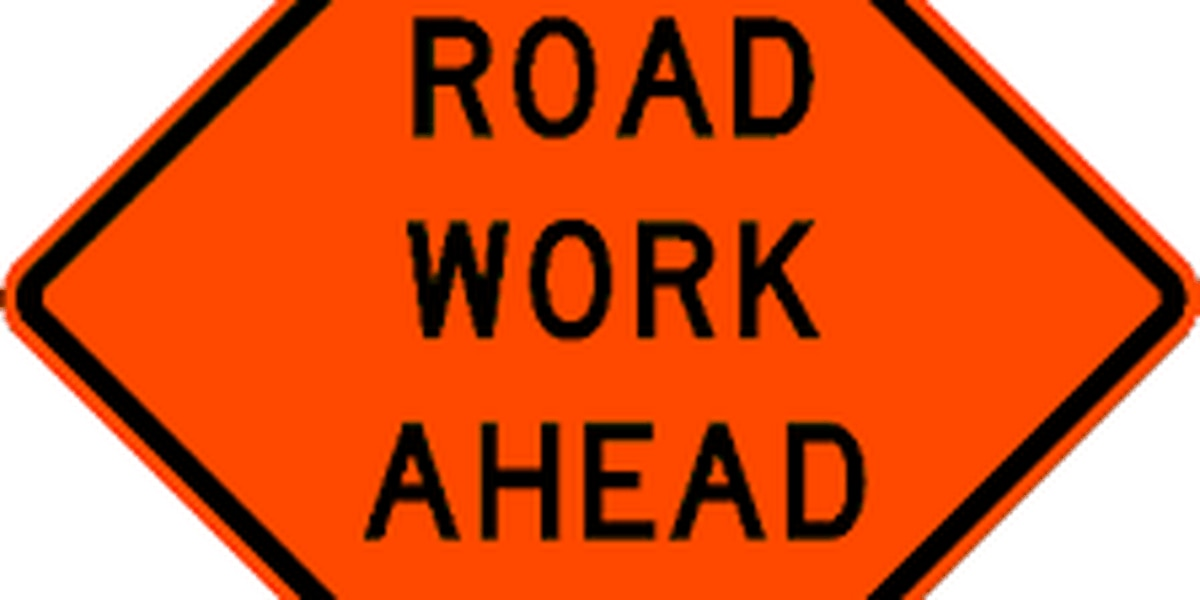 Road work starting today in Rockwell