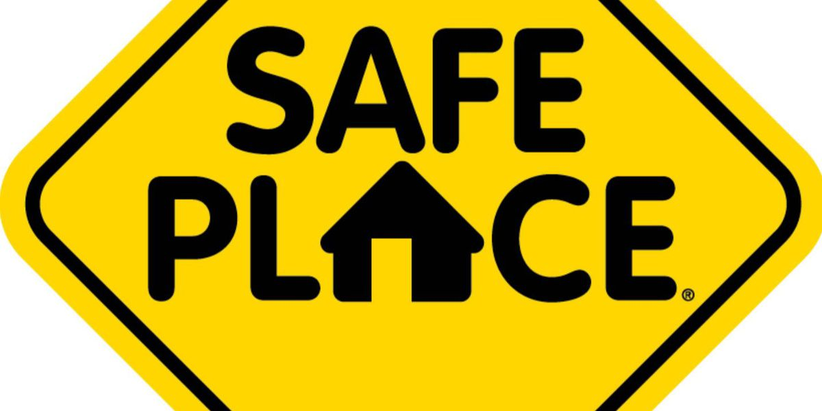 "BLOG: Kids should recognize a ""safe place"""
