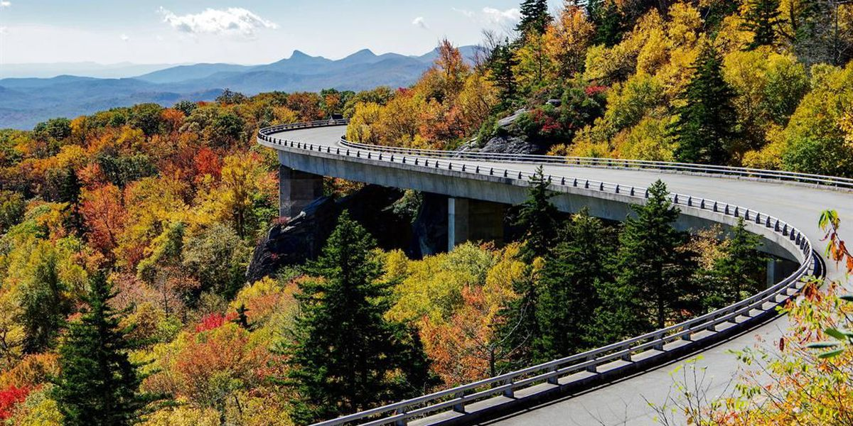 Iconic stretch of Blue Ridge Parkway closing for months