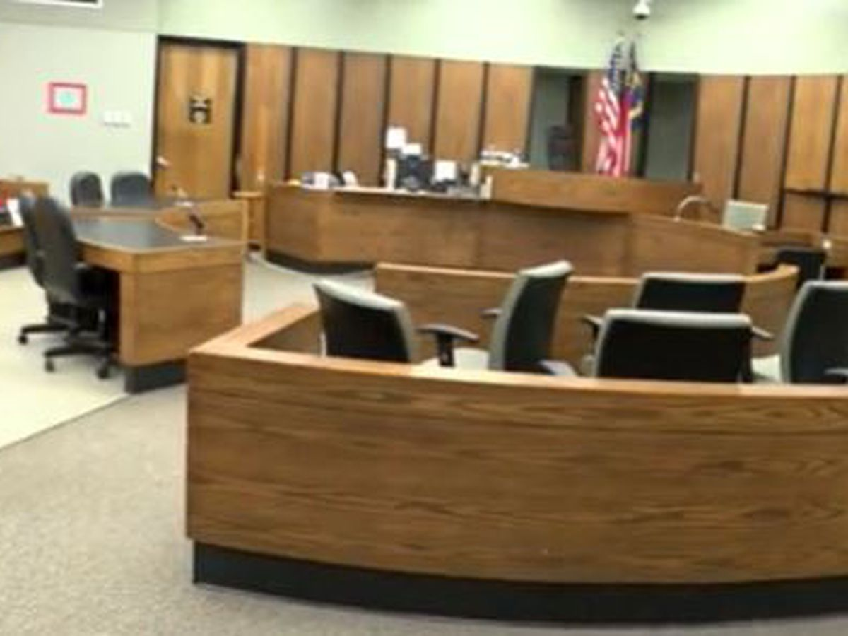 Burke County District Court moves operations to a conference center due to coronavirus
