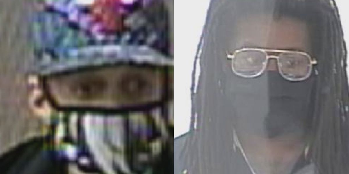 Crime Stoppers: Police looking for suspects wanted for mail theft, fraud