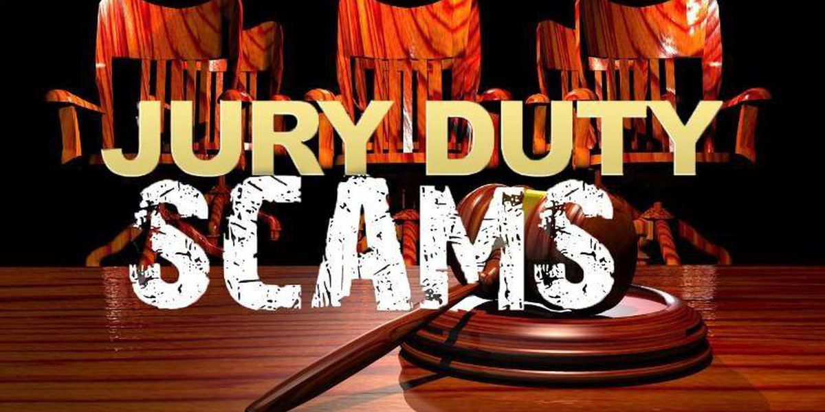 Salisbury Police warn of jury duty scam; tells residents not to pay